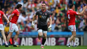 Niall Morgan replaces Mickey O'Neill in goals for Tyrone