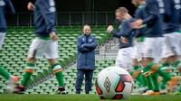 Martin O'Neill remains coy over Ireland future