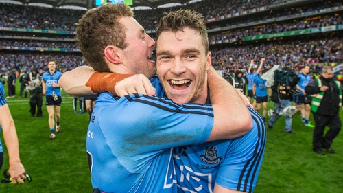 Paddy Andrews: 'That success we had under Pat initially and then Jim, that just builds a confidence in the systems of play we have, just sticking with the process.'