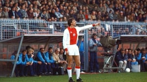 The great Johann Cruyff died last year