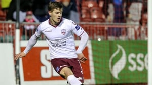 Colm Horgan was with Galway United