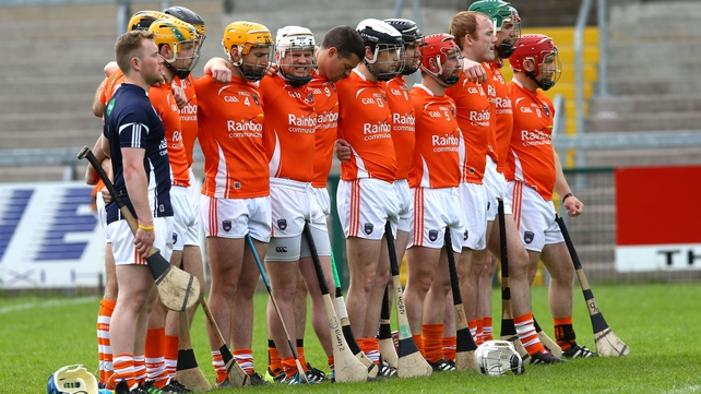 Armagh are the Division 2A champions