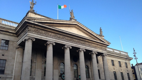 The GPO has been the headquarters of a revolution and a centre of communications