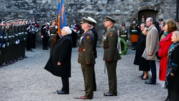 State Commemoration of the 1916 Easter Rising: Kilmainham