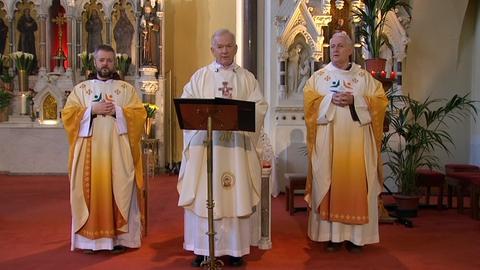 Mass For Easter Sunday