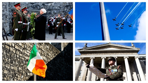 Centenary will be broadcast live on RTÉ One and to the diaspora around the world on RTÉ Player