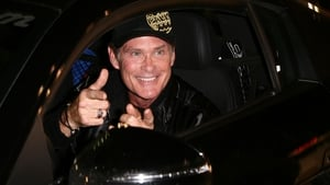 No hassle! It's The Hoff!