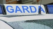 Gardaí say the Road is closed at Rathfeigh