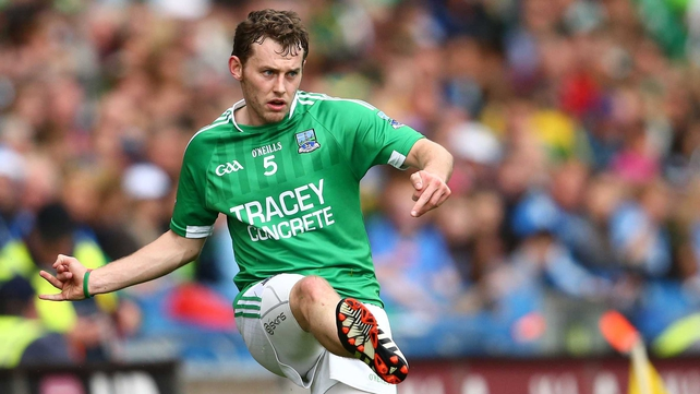 Declan McCusker stood up to the plate for Fermanagh