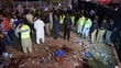 Death toll in suicide bomb attack in Lahore climbs
