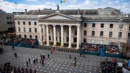 The State Commemoration Of The 1916 Rising: Highlights