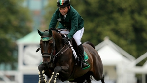 Cian O'Connor jumped double clear to hand Ireland victory in Florida