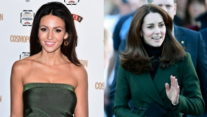 Michelle Keegan would love to play Kate Middleton