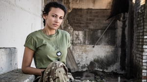 """Michelle Keegan as Georgie Lane in Our Girl - """"I feel it is the right time to explore other exciting opportunities but I'm so happy to be part of the new series coming soon so it's not the end just yet"""""""