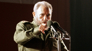 Fidel Castro, pictured here in 2006, has largely retreated form public life