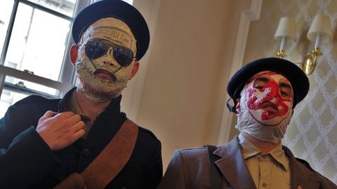 The Rubberbandits Guide To 1916