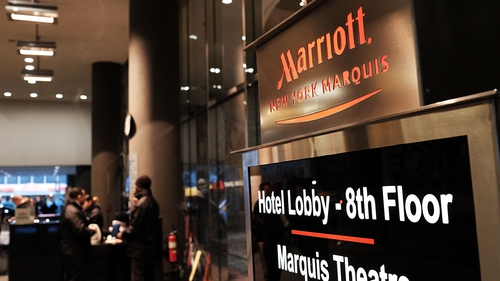 Marriott says Starwood Hotel database hacked, could affect 500 million guests
