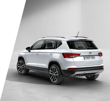 The new Seat Ateca is due on sale in August.