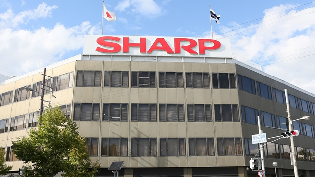 Sharp, Foxconn to sign deal next week