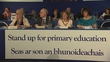 Teachers angry over differing pay scales