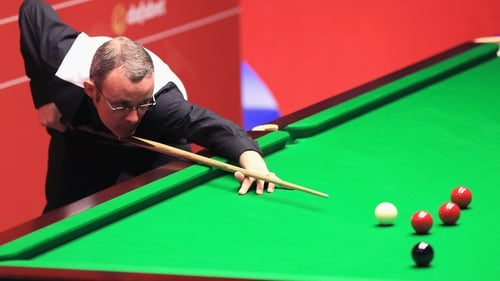 Martin Gould is still in the reckoning at the German Masters