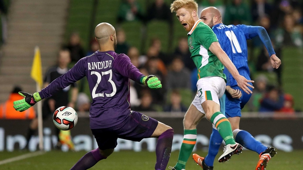 The Republic of Ireland's unbeaten run at the Aviva continues after parity against the Slovaks
