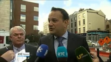 Varadkar says stable govt without FG-FF arrangement would be difficult
