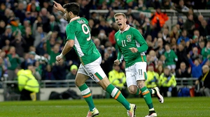 Shane Long and James McClean were both on the scoresheet against Slovakia