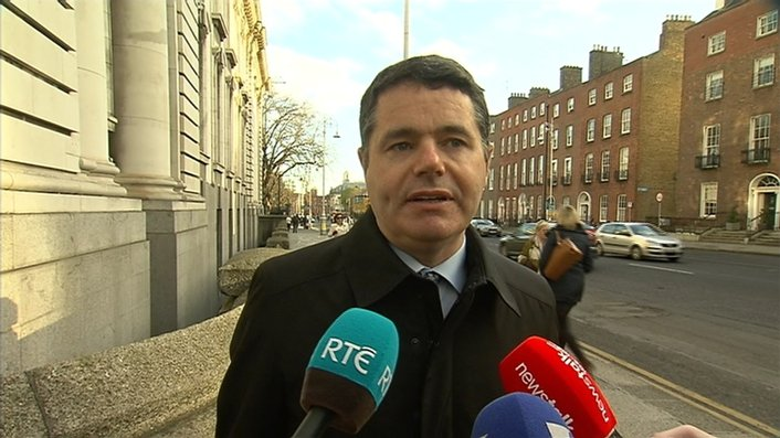 FG 'absolutely must have a written agreement' with FF