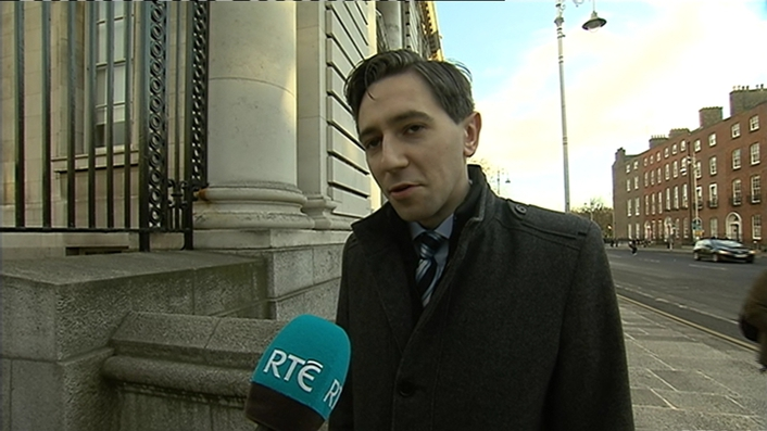 Harris to propose special health committee in the Oireachtas