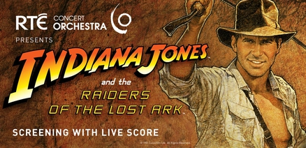 Indiana Jones: Raiders of the Lost Ark LIVE in Concert