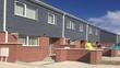 Modular housing development nears completion