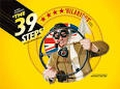 """Review: """"The 39 Steps"""" at the Gaiety Theatre"""