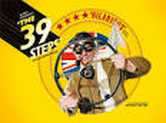 "Review: ""The 39 Steps"" at the Gaiety Theatre"