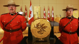 The very rare coin was minted by the Royal Canadian Mint in 2007