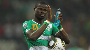 Ivory Coast international Emmanuel Eboue
