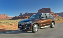 BMW will unveil their first full seven seater SUV, the BMW X7