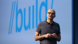 Microsoft's chief executive Satya Nadella has been focusing on the company's cloud business