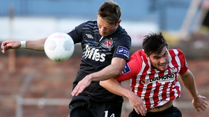 Dundalk and Derry City meet in a top-of-the-table clash at Oriel Park