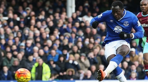 Romelu Lukaku could prove a real handful for Ireland in France