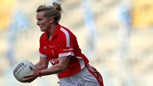 Briege Corkery feels the question of holiday funding is part of a wider issue as the LGFA strives to catch up with the GAA