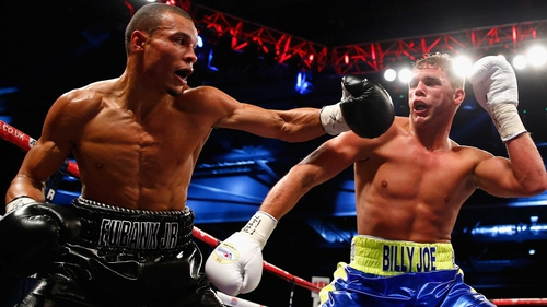 """Chris Eubank: """"I am biting at the bit to get back into the ring with that man."""""""