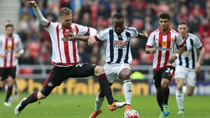 Saido Berahino remains a major target for Stoke City