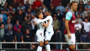 Dwight Gayle's goal denied West Ham all three points