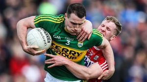 Mark Griffin starts for Kerry