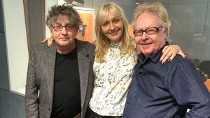 Paul Muldoon, Miriam O'Callaghan and Paul Brady on this morning's edition of Sunday with Miriam