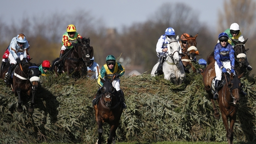 The Grand National is on 14 April