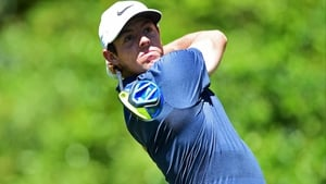 Rory McIlroy finished fourth at last year's Masters