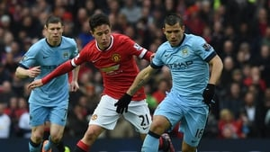 Ander Herrera believes Manchester United should be in the Champions League every year