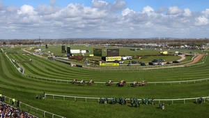 A view of the course at Aintree